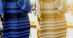 The blue gold dress debate