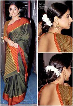 blouse Vidya Balan