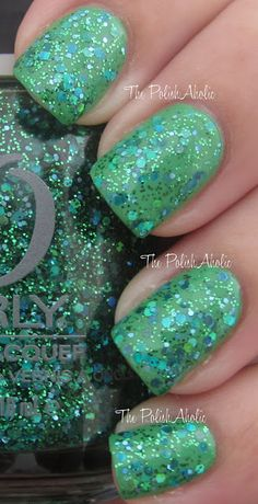 The PolishAholic: Orly Flash Glam FX Collection Swatches