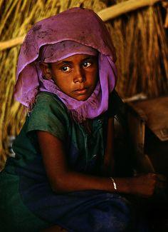 Tea girl—Sudan