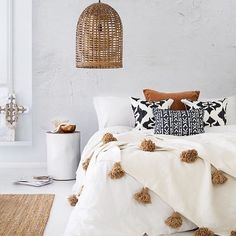 Bohemian style 51017408264334861 - Bohemian Style Bedroom Interior Design Ideas – Decomagz Source by splicedesign Bohemian Bedroom Decor, Bohemian Style Bedrooms, Style Deco, Boho Style, Boho Chic, Stylish Bedroom, Modern Bedroom, Bedroom Styles, Bedroom Designs