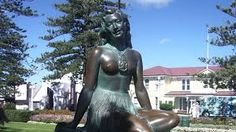 Pania of the Rock Napier - Family Roadtrips Napier New Zealand, Family Road Trips, The Rock, Leather Pants, Pictures, Image, Leather Jogger Pants, Photos, Lederhosen