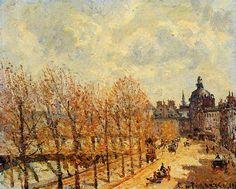 Genuine Fine Art Reproduction | Art Reproductions | Art Replicas | Art - Camille Pissarro Paintings