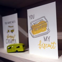 Awesome cards by Belle & Union.