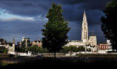 Antwerp, Belgium. Such a beautiful city!
