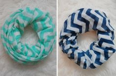 Best Seller Chevron Infinity Scarves! 79% off at Groopdealz
