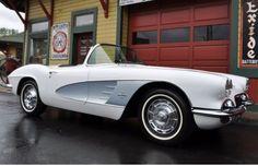 Chevrolet Corvette C1 - 1961