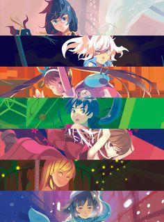 Monogatari series second season Read Anime, Anime Manga, Anime Art, Character Concept, Character Design, Kiss Shot, Vinland Saga, Monogatari Series, Character Wallpaper