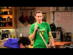 The Sheldon Rap. For all you true Big Bang Theory fans out there. Crank up the stereo. This is some funky good stuff :- )