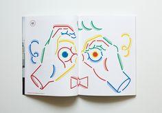 ブレーン5月号/60周年号 特集トビラのアートワーク // Wakasugi Tomoya