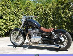 Uploaded for: Suzuki - ID: 72341 Bobber Kit, Motos Bobber, Bobber Bikes, Suzuki Bikes, Suzuki Motorcycle, Motorcycle Style, Old School Motorcycles, Cool Motorcycles, Vintage Motorcycles