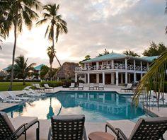 Victoria House, Ambergris Caye, Belize. Honeymoon 2005