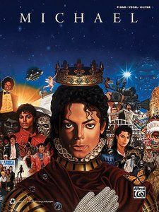 Michael (Piano, Vocal, Guitar Songbook) by Michael Jackson