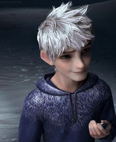 You can say a lot about Dreamworks, but man, they know how to animate a cute guy ;-)