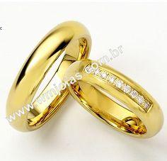 Alianças Brasilia Alianças de noivado e casamento