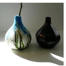 felt vase!