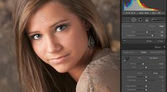 #Lightroom Tutorial for #photographers  #editing #retouching