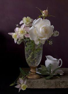 Flower Still Life | by Marina Zaitseva