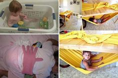 11.Turn an throwing away lotion bottle into a faucet extender. Source: pinterest.com 12.A big cardboard box can be re-purposed into a stair slide. 13.A baby shower cap will make bath time tear-free. Source: fancy.com 14.Clever Stickers Tell Your Kids Where To Stand In Parking Lots Source: parkingpalmagnet.com 15.Is your child afraid of monsters? If so, […]