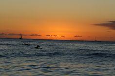 The photos I took Sunset