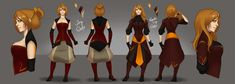 Khepri Character Sheet by verauko.deviantart.com on @deviantART