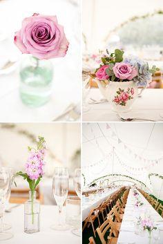 pretty fete, summer wedding, image by Caroline Alexander Photography
