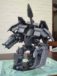 The Best Bit Of Warhammer 40,000 Ork Conversion Ever?