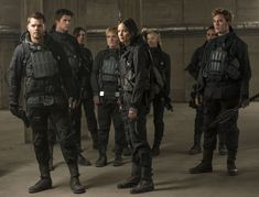The Hunger Games: Mockingjay - Part 2 (2015) - Photo Gallery - IMDb