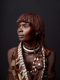 Africa | Hamer woman, Lower Omo Valley, Ethiopia | ©Joey L.