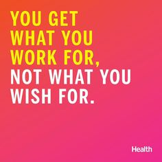 Want to see results? You better work! #healthmaginspiration by healthmagazine