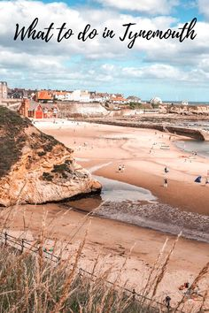 Visit some of North East England's best beaches at Tynemouth Longsands and Cullercoats in North Tyneside! This guide shows you the best things to do in Tynemouth including the market and dog-friendly beaches, plus where to get a delicious brunch in nearby Cullercoats.  #UKtravel #UKbeach #Longsands #Cullercoats #Tynemouth #NorthEastEngland #Beach #DogFriendly #PlacesToVisitInNorthEastEngland #ThingsToDoInNorthEastEngland #Market #Brunch #Victorian #history #Walks #UnitedKingdom #Travel #Photo Europe Travel Guide, Travel Guides, Travel Uk, Travel England, Beach Travel, Places To Travel, Travel Destinations, Places To Visit, Victorian History