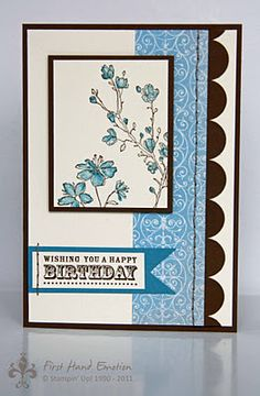 Stampin' UP! Simply Soft Happiest Birthday Wishes