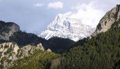 Peña Montañesa - Sobrarbe - Pirineo Oscense