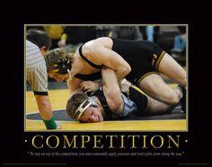 Iowa Hawkeye Wrestling Motivational Poster Art Brent Metcalf Asics Shoes  MVP28