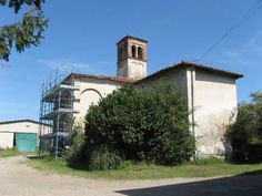 L'oratorio di San Bernardo e la adiacente canonica (2008)  Cisliano