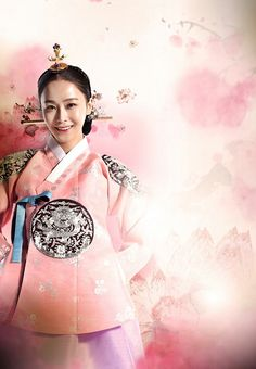 Photo by oc koala Korean Traditional Dress, Traditional Fashion, Traditional Dresses, Best Historical Dramas, Jang Ok Jung, Korean Accessories, Korea Dress, Kim Tae Hee, Korean Outfits