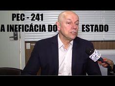 Leandro Karnal -  PEC 241 e a ineficácia do Estado *24/10/2016*https://www.youtube.com/watch?v=a5LnpY8V-9E
