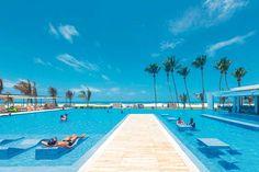 Infinity pool at Hotel Riu Sri Lanka | Hotel Ahungalla All Inclusive