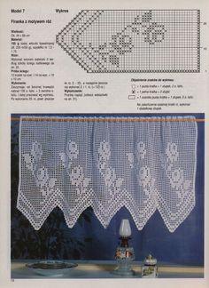 Crochet Curtains – diamondinapril – Webová alba Picasa