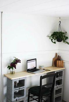 Personaliza tus muebles usando bloques | Decoración
