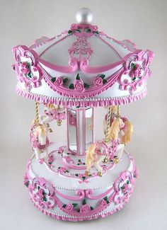 Horse Musical Carousel