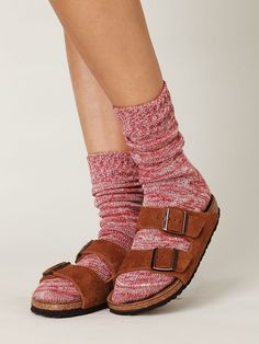 fe194a4a5255 Birkenstock Arizona at Free People Clothing Boutique I just really want  these Birkenstock With Socks
