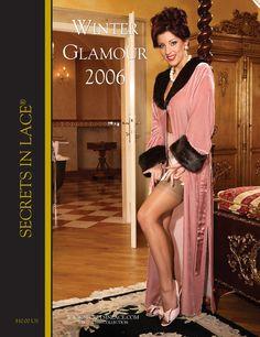 Secrets In Lace Catalog Cover - Winter 2006