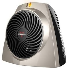Perfect for use under a desk or on a tabletop, the Vornado Personal Vortex Heater circulates heat around your personal space. With two heat settings and a fan setting, it provides personalized comfort. Fan Blades, Personal Space, Heating Element, Metal, Tabletop, Cord, Electric, Design, Outdoor