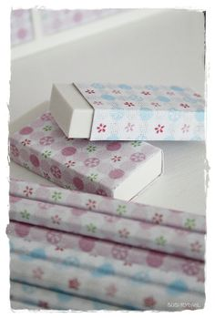 ideas with Greengate paper