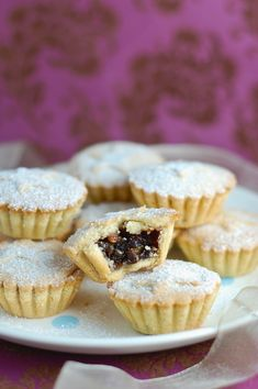 According to Wikipedia, a mince pie or also known as mincemeat pie is a traditional festive British sweet pastry, usually consumed during the Christmas and New Year period. Mince Pies normally have a pastry top, but versions may. Mince Pie Pastry, Fruit Mince Pies, Mince Meat, Mince Pies Recipe, Xmas Food, Christmas Desserts, Christmas Baking, Christmas Mince Pies, Christmas Pudding