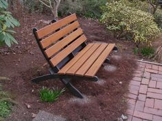 Cedar Love Seat Loveseat Two-Color Storable by laughingcreekprod