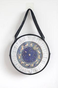 Neverland Lolita -Astronomical Clock & Antique Clock- Lolita Handbag