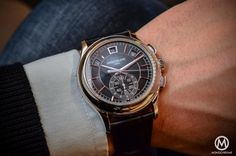 Patek Philippe Annual Calendar Chronograph Ref. 5905P – hands-on review with live photos, specs & price