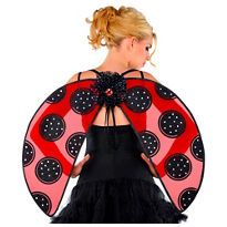 Ladybug Wings for Adults - Party City